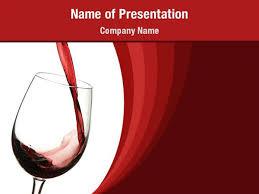 Wine Powerpoint Template Wine Glass Powerpoint Templates Wine Glass Powerpoint Backgrounds