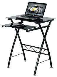 small glass computer desk corner desks for home alluring easy build compu