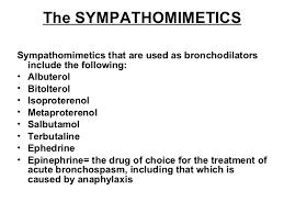 pharmacology respiratory drugs  36