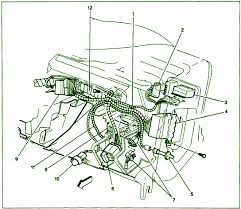 acura mdx fuse box wiring diagrams