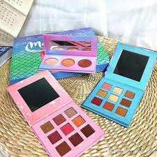 mermaid sugar cheeks dreamy sea dess eye shadow mermaid 3 in eye shadows cosmetic set arrival beauty hot eye makeup ideas makeup eyes from james zeng
