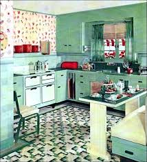 Ideas For Retro Kitchen Vintage Design Photos Sets And Interior Org Designs