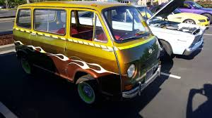 Enjoying a Groovy 1969 Subaru 360 Van - YouTube