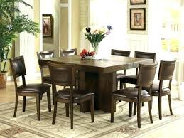 glass dining room table set 6 chair round dining table set round dinner table set dinning
