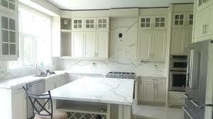 quartz white countertops white kitchen gray dark grey quartz white cabinets