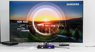 samsung ks8000. unlike the lower series samsung ku where their hdr performance is still below standardization of good picture quality, ks8000 ks8000 a