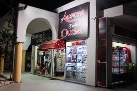 Aurora outlet | Clothes store, Rhodes