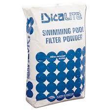 diatomaceous earth pool filter d e 25 lbs