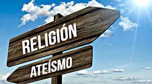 Resultado de imagen para Ateísmo