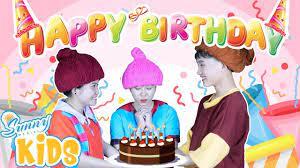 Chúc Mừng Sinh Nhật - HAPPY BIRTHDAY TO YOU 🎁 Nhạc Thiếu Nhi Chúc Mừng Sinh  nhật Bé Yêu - YouTube