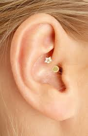 Ear Piercing Chart 15 Types Of Ear Piercings You Need To Know The Trend Spotter