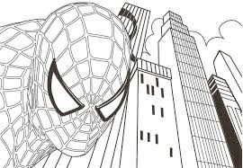 Small Picture Printable Spiderman Coloring Pages 484 Free Printable Spiderman