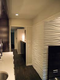 contemporary media room decorating arrangement idea. Various Textured Wall At Home Design : Amzing Wavy Textures For Walls Modern Media Room Contemporary Decorating Arrangement Idea O