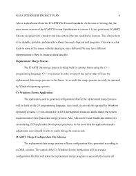 writing sample for internship internship writing sample under fontanacountryinn com