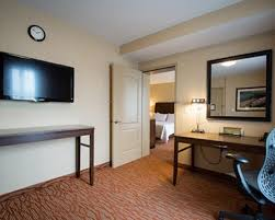 a television and or entertainment center at hilton garden inn watertown