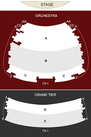 Cobb Great Hall East Lansing Mi Seating Chart Stage