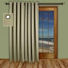 functional curtain for patio door 7 curtain ideas for sliding glass doors