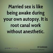 Al Goldstein Marriage Quotes | QuoteHD