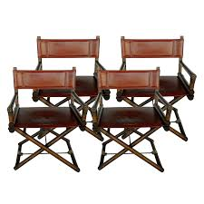 mcguire furniture company. Viyet - Designer Furniture Seating McGuire Company Leather Folding Director\u0027s X-Chairs Mcguire N