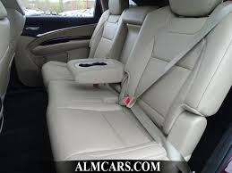 acura mdx rear seat cover 2016 used acura mdx fwd 4dr at atlanta luxury motors serving