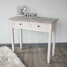 cream console table. 2 Drawer Console Table - Cotswold Range Cream