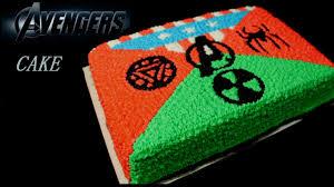 superhero sheet cake avengers buttercream sheet cake youtube