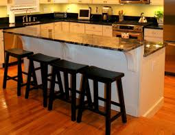 Kitchen Island Ideas With Seating Used How To Make Granite Top
