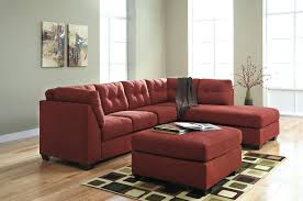 Chaise 2 Piece Right Facing Chaise Sectional Chocolate By