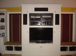 Entertainment Center Wall Unit - Fine Homebuilding