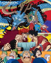 One Piece Volume 92 Cover Arrwork Wano Kuni Toei By Amanomoon