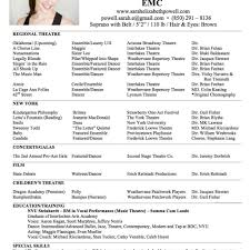 One Page Resume Template Contoh Mind Mapping Bahasa Inggris