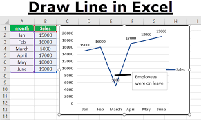 It's high quality and easy to use. Draw A Line In Excel Examples How To Insert Line In Excel