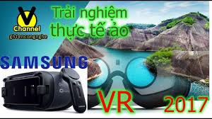Giới thiệu kính thực tế ảo SAMSUNG Gear VR V3 - YouTube