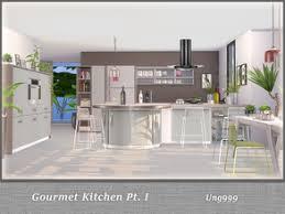 sims 4 kitchen design. gourmet kitchen pt i sims 4 design