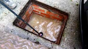How To Clear A Blocked PanOr Drain YouTube - Exterior drain pipe