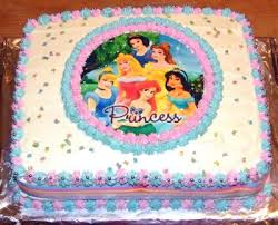 Image Detail For Princess Birthday Cakes Pictures Birthday Cake