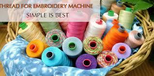 Best Sewing Machine Thread