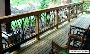Exterior Handrail Designs Model Impressive Design