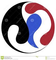 Harmony In Design Mandala Symbol Of Harmony And Balance Vector Design Element