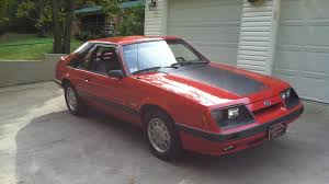 Daily Turismo: 10k: Low Mile 5-Original: 1986 Ford Mustang GT