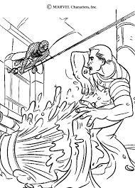 Small Picture Spiderman and sandman coloring pages Hellokidscom
