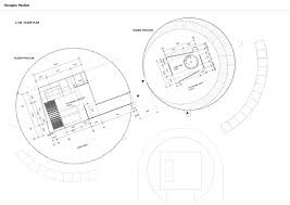 gallery of korogaru pavilion assistant 20 Pavilion House Floor Plans korogaru pavilion,floor plan pavilion style house floor plans