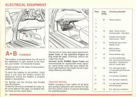 1998 ford taurus fuse box diagram image details 1998 ford taurus fuse box diagram