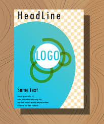 Brochure Graphic Design Background Abstract Flyer Design Background Brochure Template Vector Ai