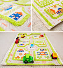 when not in use these play rugs look great in any bedroom or playroom as a decorative rug