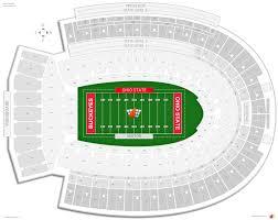 Logical Michigan State University Football Stadium Seating