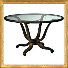 48 round glass table top inch round glass table top furniture home improvement ideas beveled 48