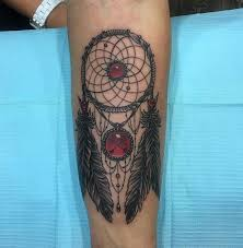 Dream Catcher Tattoo For Men 100 Dreamcatcher Tattoos for Men and Women 100 TattoosBoyGirl 61