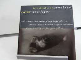 Color And Light Sondheim Cd Jazz Sketches On Sondheim Color And Light 1995