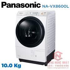Máy giặt cửa trước Panasonic NA-VX8600L 10KG nội địa Nhật Bản